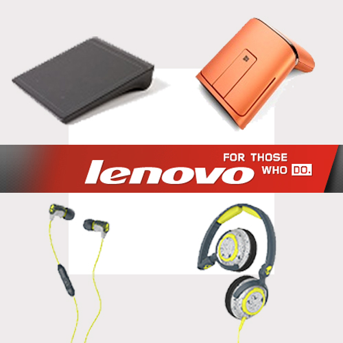 As Low As $9.99 Select Accessories on Sale @ Lenovo US