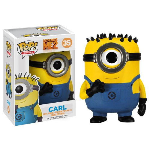Funko POP Movies Despicable Me: Carl Vinyl Figure