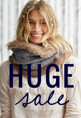 Extra 40% Off Clearance @ Aerie
