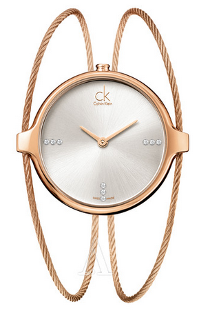 Calvin Klein Women's Agile Watch, K2Z2S61W
