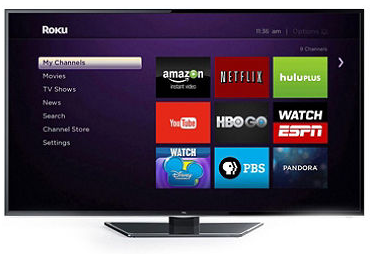 """$348 + Free Shipping TCL 48""""  LED 1080p 120Hz HDTV with Roku Streaming Stick Model# 48FS4610"""
