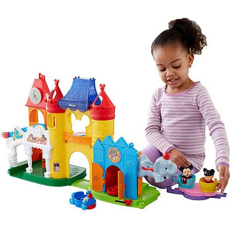 $25 Fisher Price Little People Discover Disney Only At Walmart