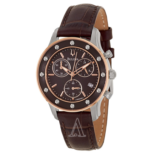 Up to 80% Off + Free Shipping Select Bulova Men's and Women's Watches @ Ashford