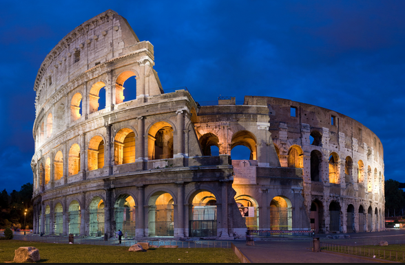 $1179 Eight Days to Fall for the Romance of Rome
