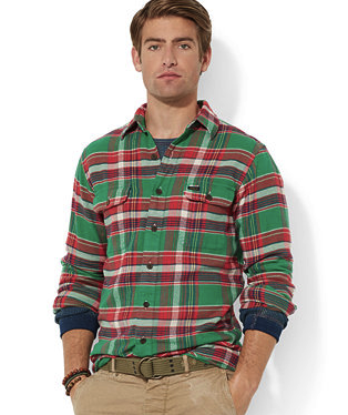 Up to 50% Off + Extra 20% Off Polo Ralph Lauren Men's Sale Apparel @ Macy's
