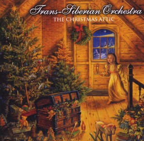 FreeMP3 Digital Album Download of Trans Siberian Orchestra : The Christmas Attic