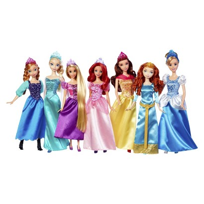 $32 Disney Princess Ultimate Collection 7 Pack
