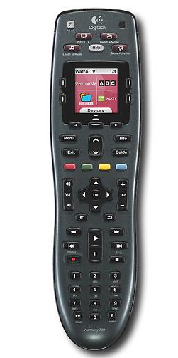 $59.99 Logitech - Harmony Advanced Universal Remote 700