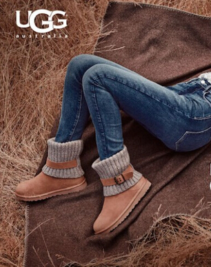 Up to 74% OFF + Extra 15% OFF UGG Boots and Shoes @ 6PM