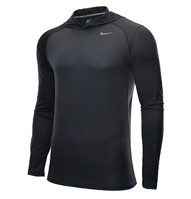$24 NIKE Men's Dri-FIT Touch Long-Sleeve Training Hoodie in 8 Colors