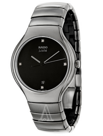 Rado Men's Rado True Jubile Watch R27654742 (Dealmoon Exclusive)