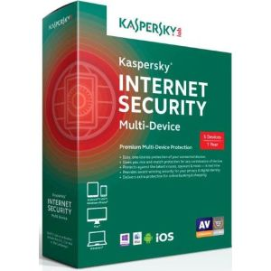 Free After Rebate Kaspersky Internet Multi-Device - 1 Year / Up to 5 Devices