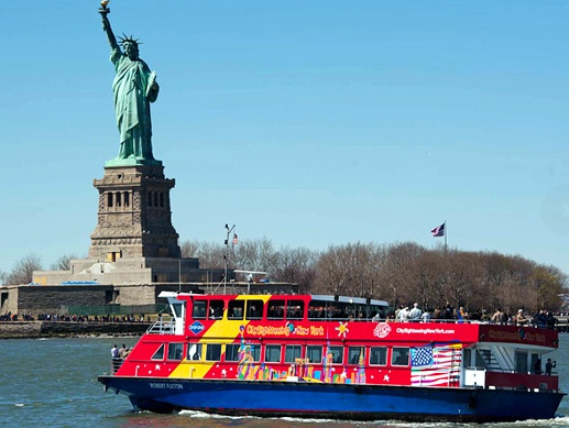 $55.2 Admission to 3 Attractions from CitySights NY