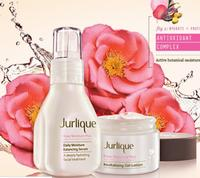 9 Free Samples + Free Shipping With Any Purchase @ Jurlique