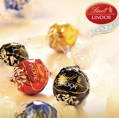 100 Lindor Truffles - Create your own @ Lindt
