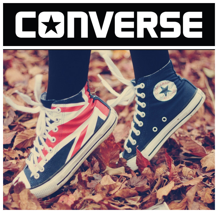 Up to 50% Off + Extra 25% OffSale Styles @ Converse