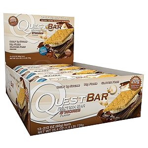 $18.74 Quest Nutrition QuestBar S'Mores