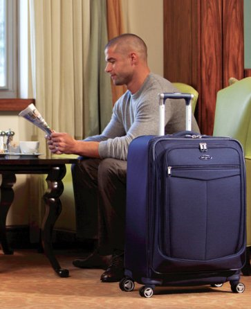 Up to 45% Off  Select Samsonite Luggage and more @ 6PM.com