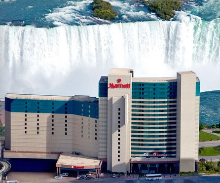 From $99/Night Marriott Niagara Falls Stay