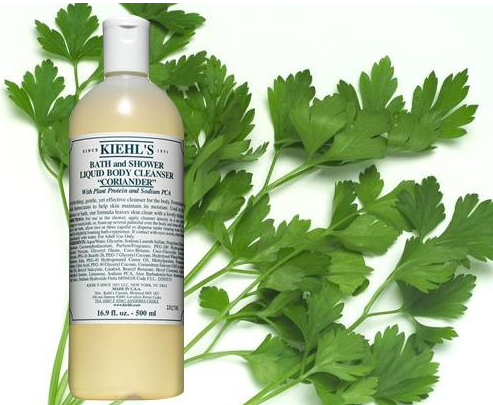 20% Off+1 Deluxe Sample+3 Free Samples Coriander Collections @ Kiehl's