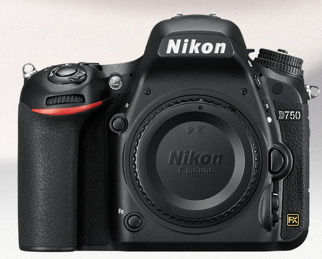 Nikon D750 DLSR(Refurbished)