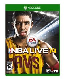 $7.99 NBA Live 14 for Xbox One