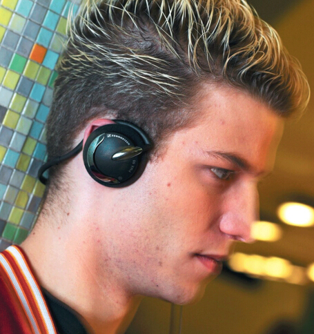 $16.99 Sennheiser Noise Reduction Headphones