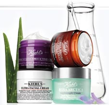 15% Off of Moisturizers Products @ Kiehl's