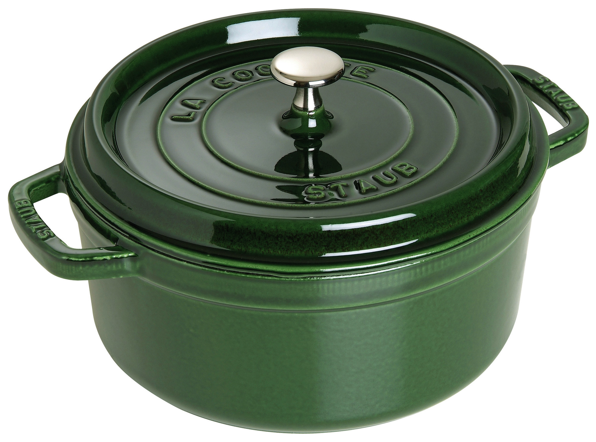 Staub 4-qt. Round Cocotte with Lid