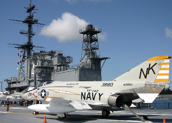 $15 Admission to USS Midway Museum in San Diego