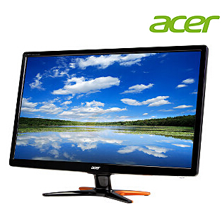 "$199.99 Acer 24"" Widescreen LED Backlight LCD 3D Monitor"