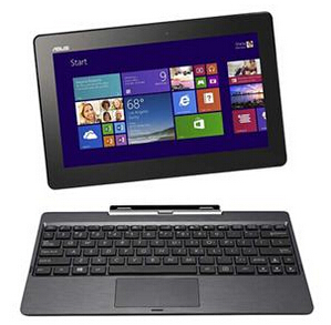 $168.99 ASUS 10.1-Inch Detachable Laptop 2GB Memory 64GB Storage