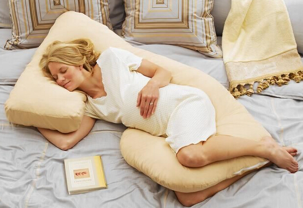$59.99 Today's Mom Cozy Cuddler Pregnancy Pillow Body Pillow