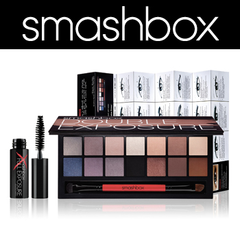 Up to $50 off + Free Shipping and Samples on All Orders @ Smashbox Cosmetics
