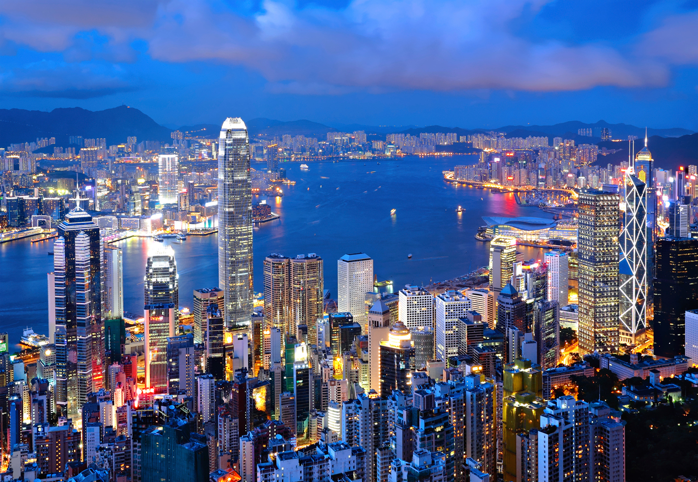 From $570 Roundtrip Air Ticket From San Francisco to Hong Kong @ Orbitz