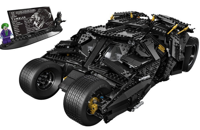 $199.99LEGO Super Heroes The Tumbler 76023