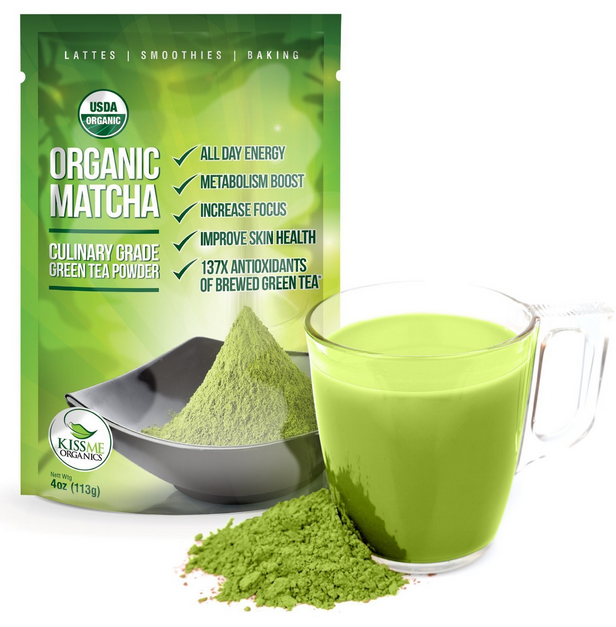 $25 Matcha Green Tea Powder, ORGANIC