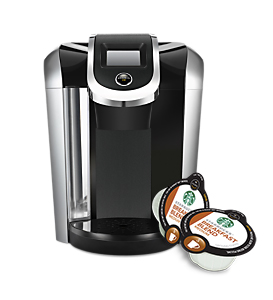20% Off on Accessories + $8 off 4 Boxesof Select Packs + Free Shipping @ Keurig