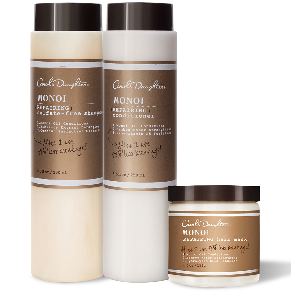 $45Monoi Invincible Value Trio + Free Shipping @ Carol's Daughter