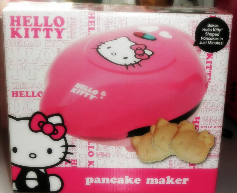 $29.23 Hello Kitty Pancake Maker - Pink