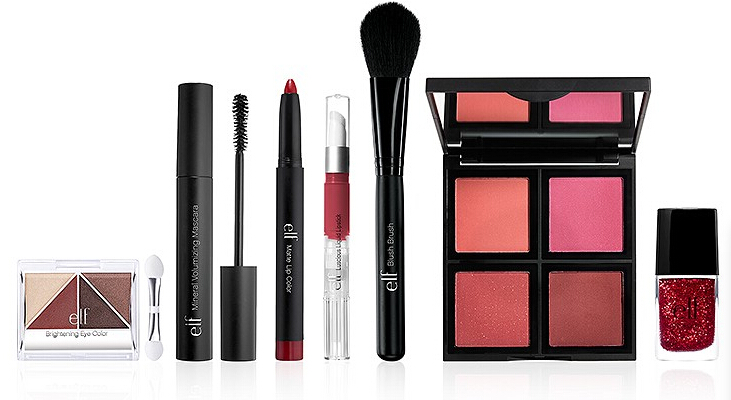 Free 7 Pc Giftwith $25 Order @ e.l.f. Cosmetics