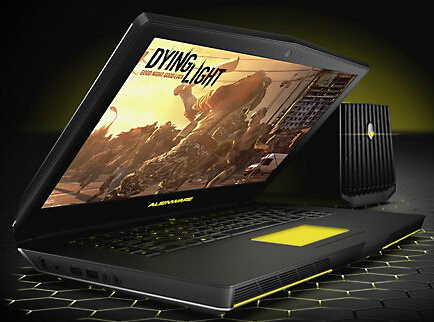 "$1349.99 Alienware 15 Intel Haswell Core i7-4710HQ  15.6"" Laptop"