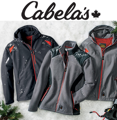 As Low As $15.99Select Winter Outwear on Sale @ Cabela's