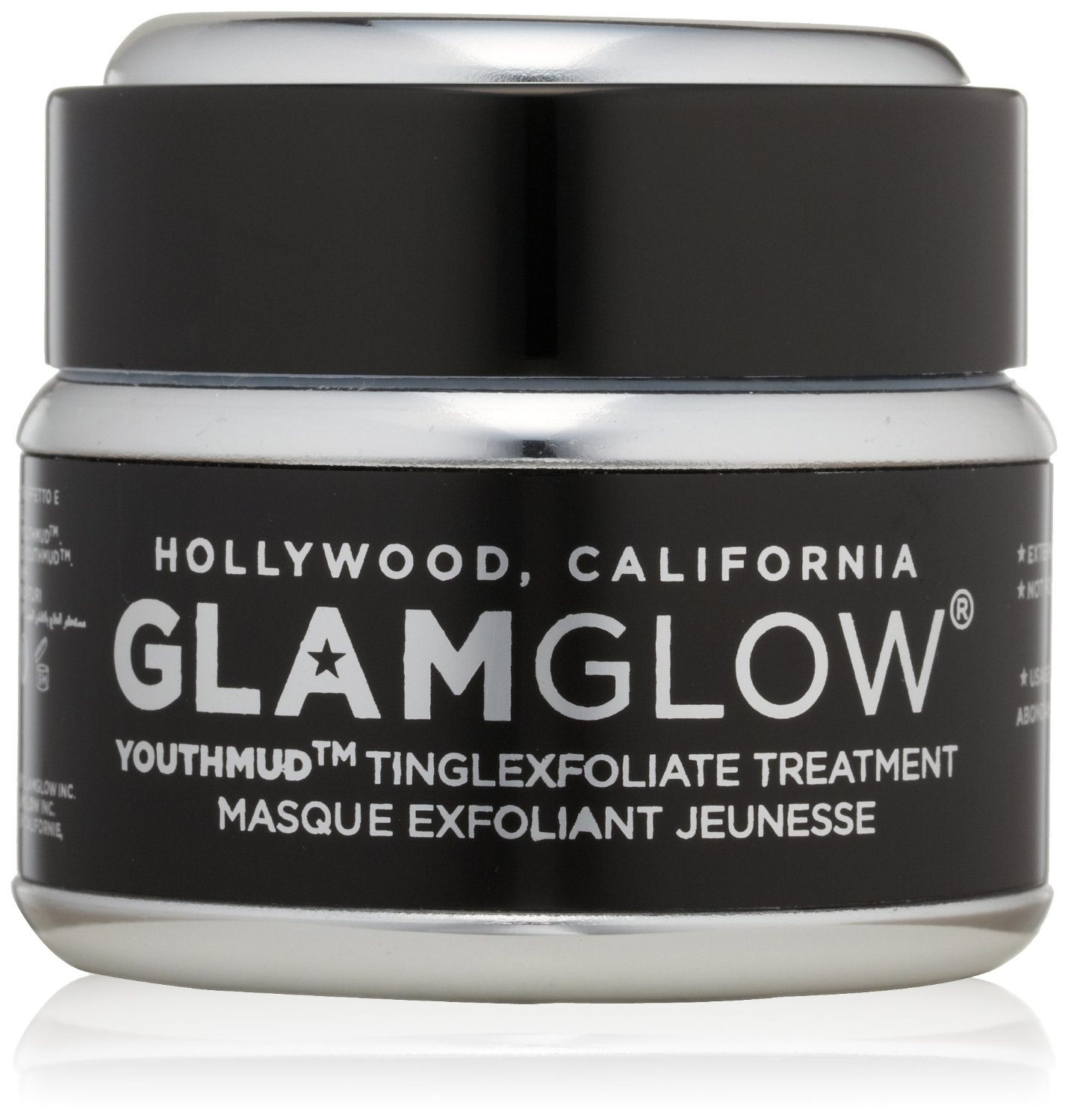 GLAMGLOW Youthmud Tinglexfoliate Treatment, 0.5 oz.