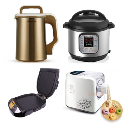 Up to $30 Off + FS Joyoung Soy Milk Maker & Instant Pot Sale @ Huarenstore