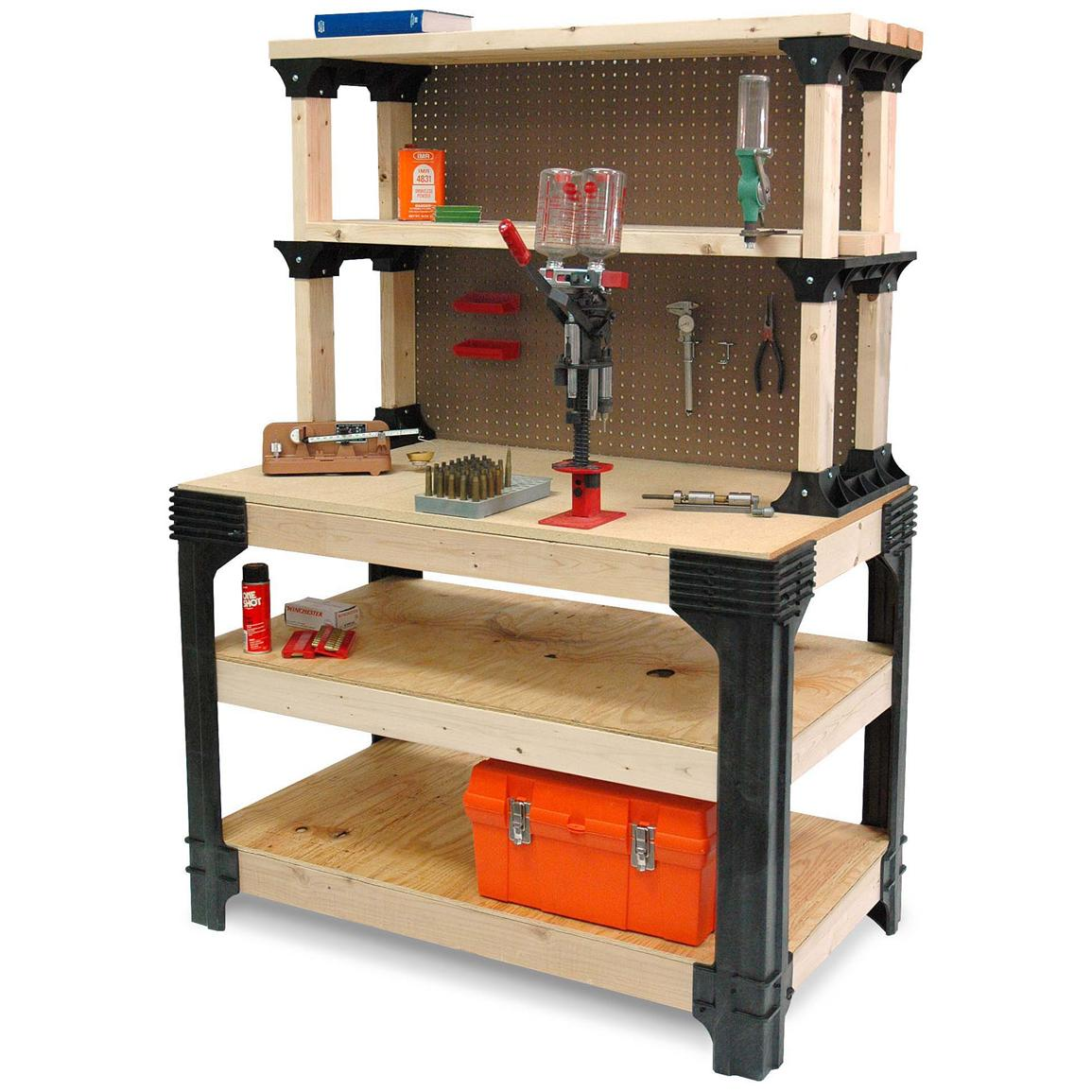Workbench Legs Kit