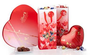 From $82015 Valentine's Collection @ Lindt