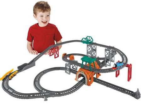 $20.17 Fisher-Price Thomas & Friends TrackMaster 5-in-1 Track Builder Set