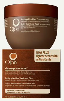 Free Large-Size damage reverse™ Restorative Hair Treatment Plus+ Free Standard Shipping with any $40 purchase @ Ojon