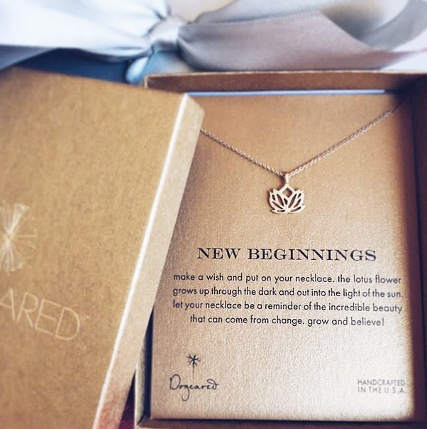 $50 Off $200 with Dogeared Jewelry Purchase @ Neiman Marcus